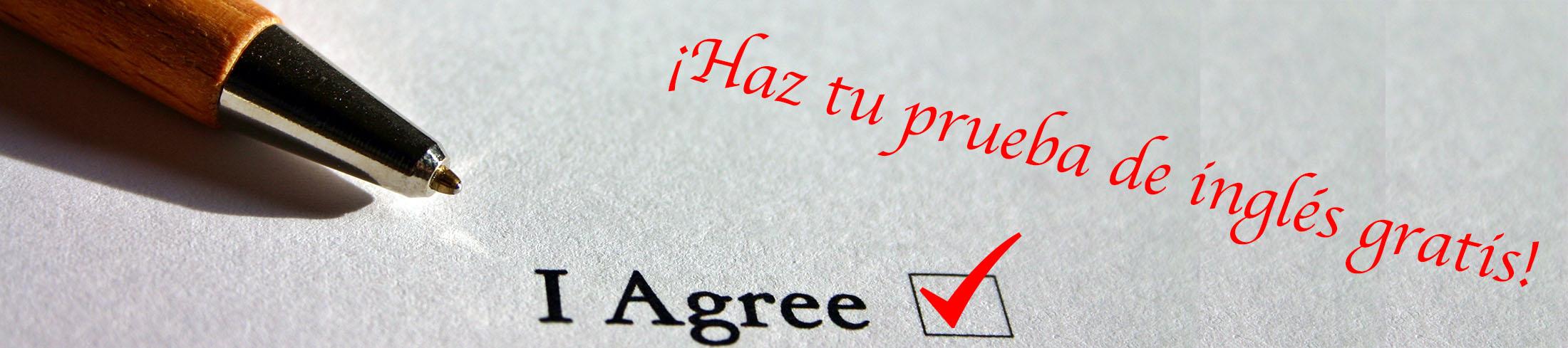 Haz tu prueba de inglés gratis y sin compromiso en la academia de ingles Kents en Rivas Vaciamadrid