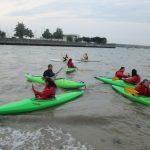 Campamento y viaje en inglés al condado de Kent Summer Camp Piraguismo